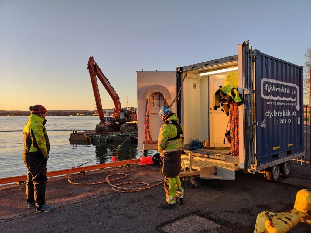 Arbeidere Oslo Havn